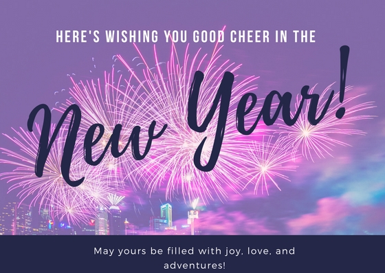 Happy New Year 2020 Images, Cards, GIFs, Pictures & Quotes