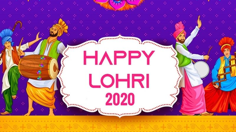 Best Happy Lohri Whatsapp Status 2020 Wishes Video