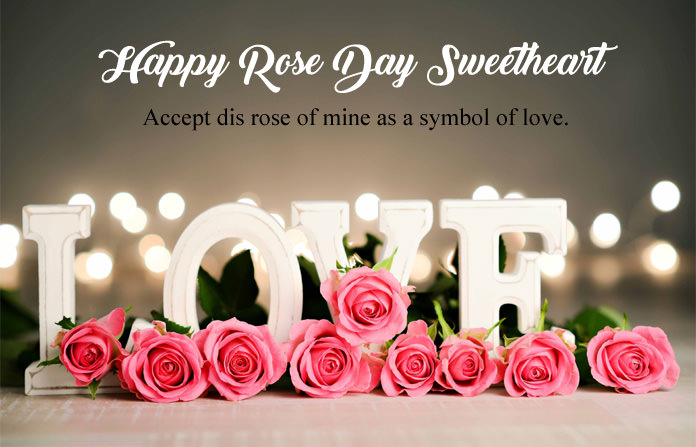 7th Feb Rose Day Whatsapp Status Happy Rose Day 2020