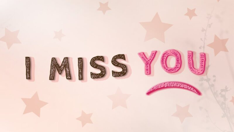 I Miss You Video Status Download for Girlfriend