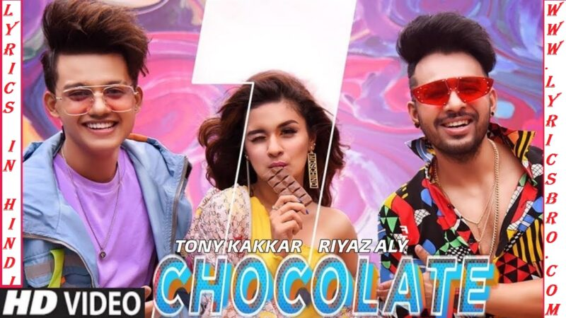 Chocolate Tony Kakkar Riyaz Aly Whatsapp Status Video
