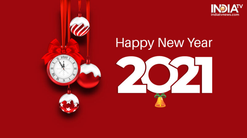 Best Happy New Year 2021 Wishes for Love